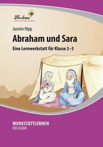 Abraham und Sara (PR) als Buch von Jasmin Hipp
