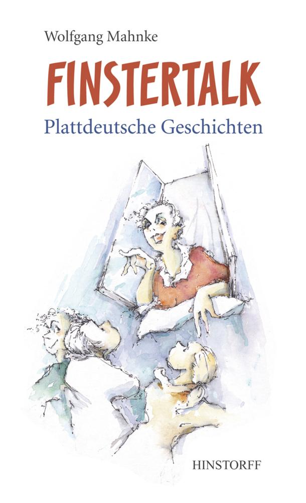 Finstertalk als Buch von Wolfgang Mahnke
