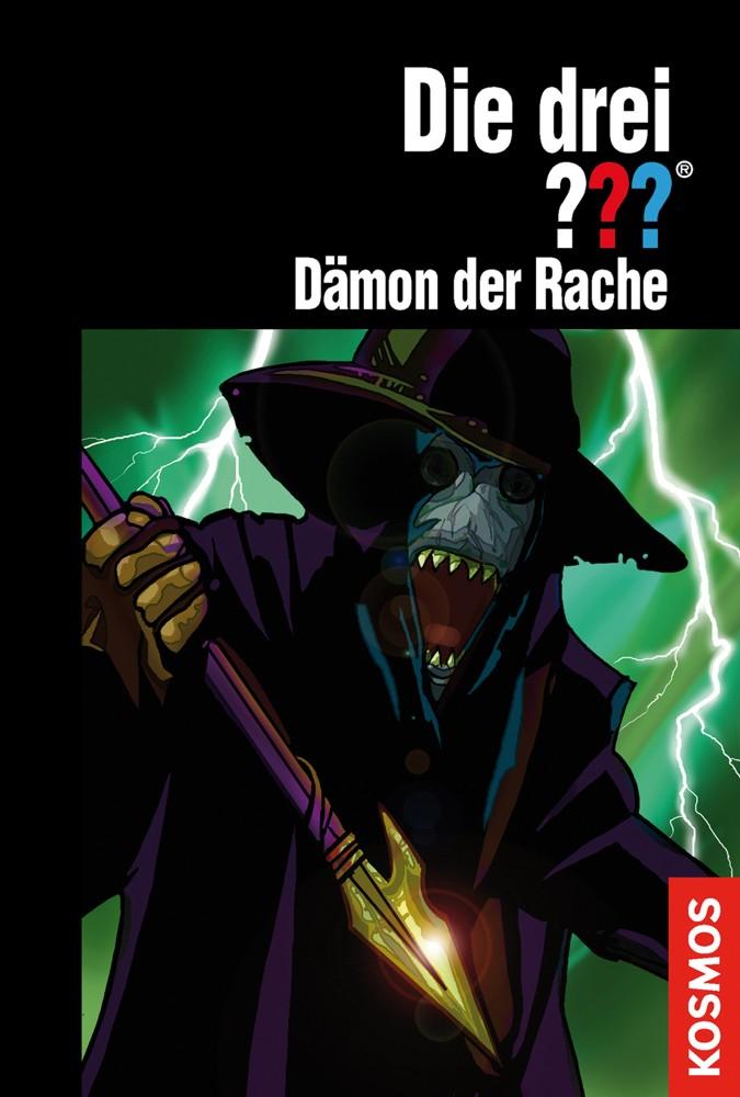 Die drei ??? Dämon der Rache (Drei Fragezeichen) als Buch von Hendrik Buchna