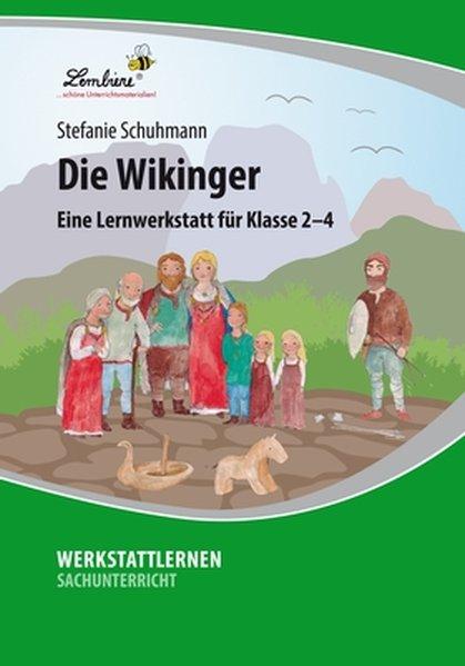 Die Wikinger (PR) als Buch von Stefanie Schuhmann