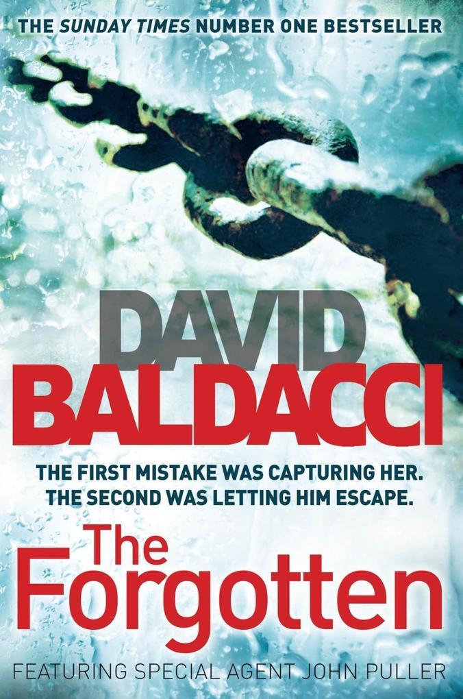 The Forgotten als Taschenbuch von David Baldacci