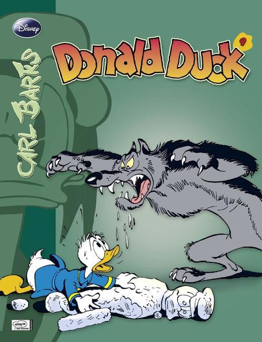 Disney: Barks Donald Duck 09 als Buch von Carl Barks