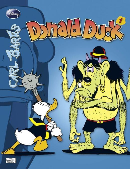 Barks Donald Duck 07 als Buch von Carl Barks