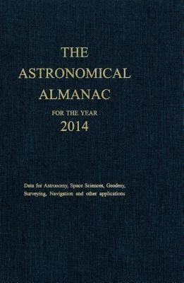 ASTRONOMICAL ALMANAC FOR-2014 als Buch von