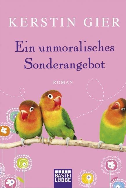 Ein unmoralisches Sonderangebot als Taschenbuch von Kerstin Gier