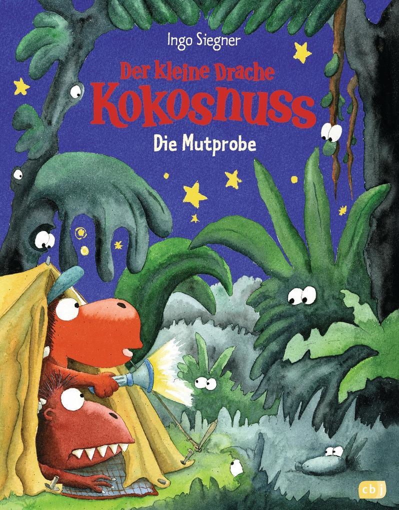 Der kleine Drache Kokosnuss - Die Mutprobe als Buch von Ingo Siegner