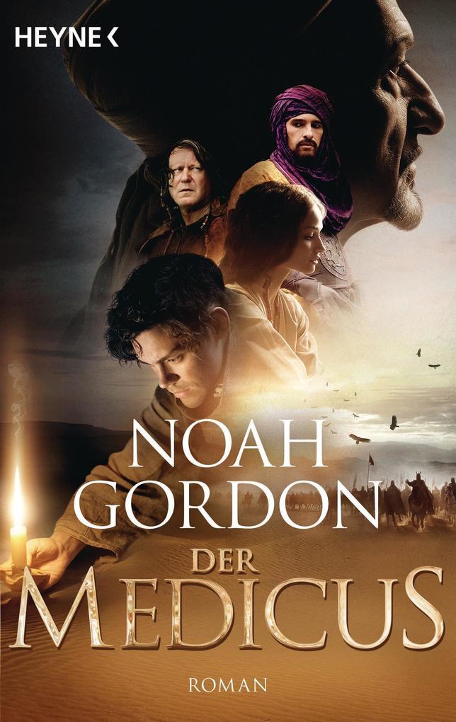 Der Medicus als Taschenbuch von Noah Gordon