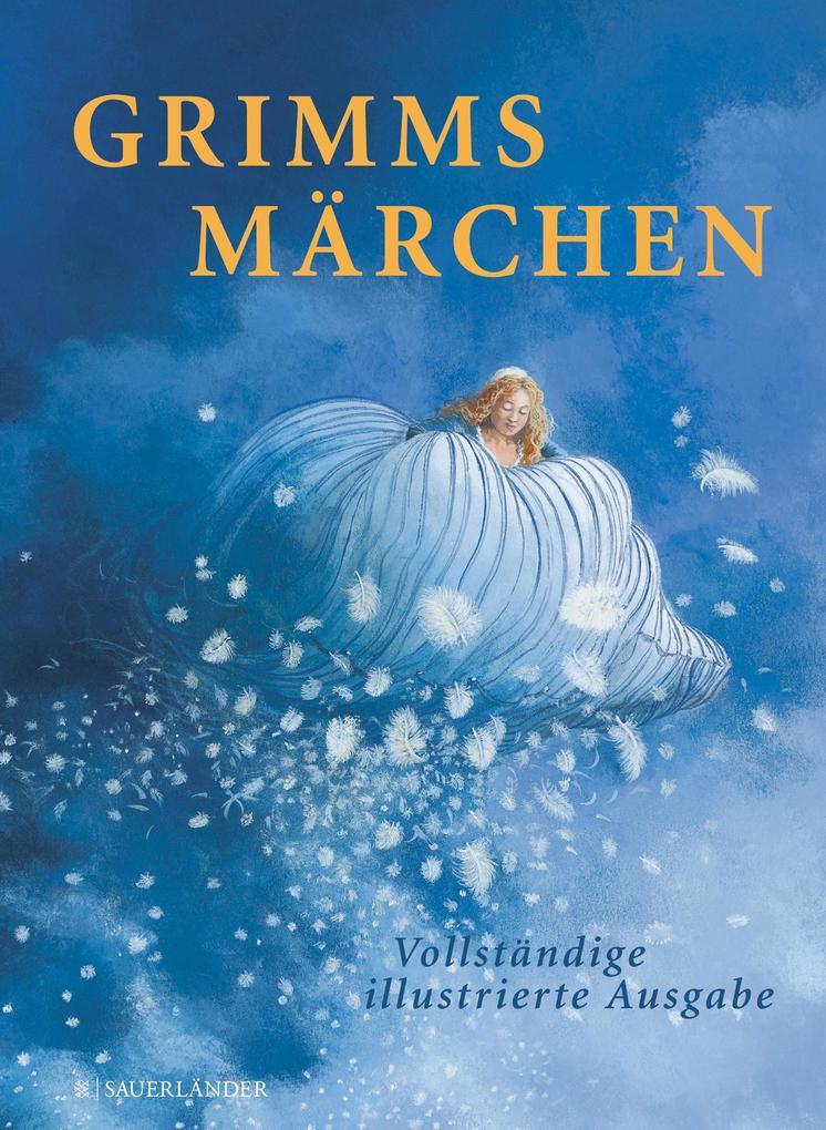 Grimms Märchen als Buch von Jacob Grimm, Wilhelm Grimm