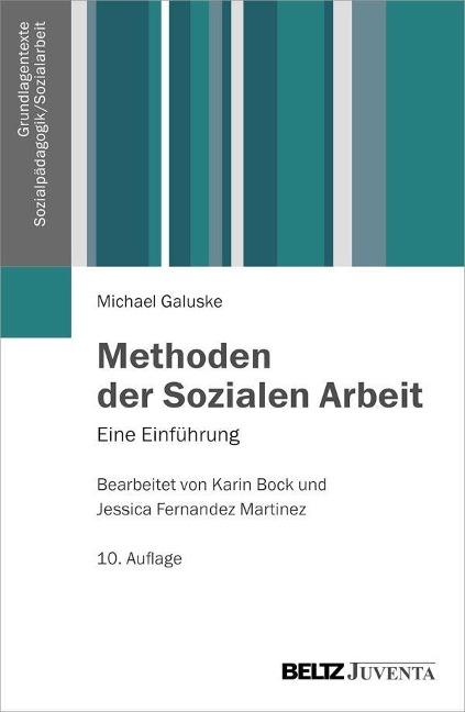 Methoden der Sozialen Arbeit als Buch von Michael Galuske