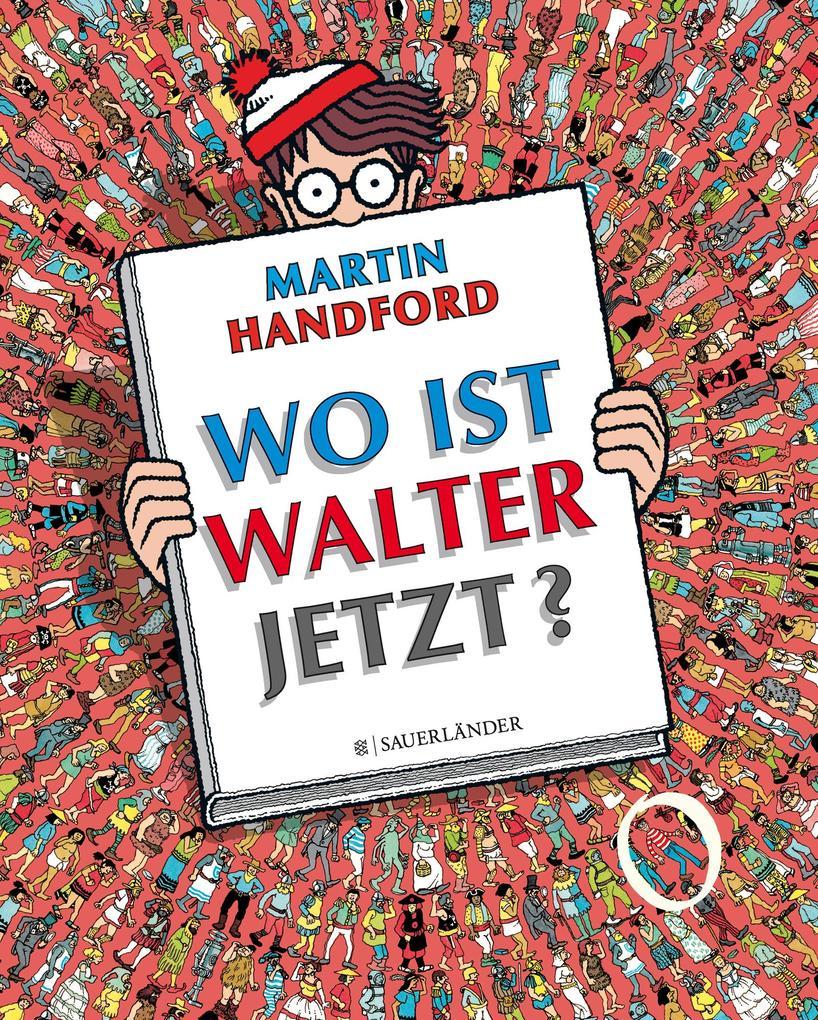 Wo ist Walter jetzt? als Buch von Martin Handford