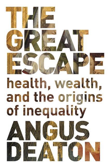 The Great Escape als Buch von Angus Deaton