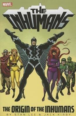 Inhumans: The Origin of the Inhumans als Buch von Stan Lee