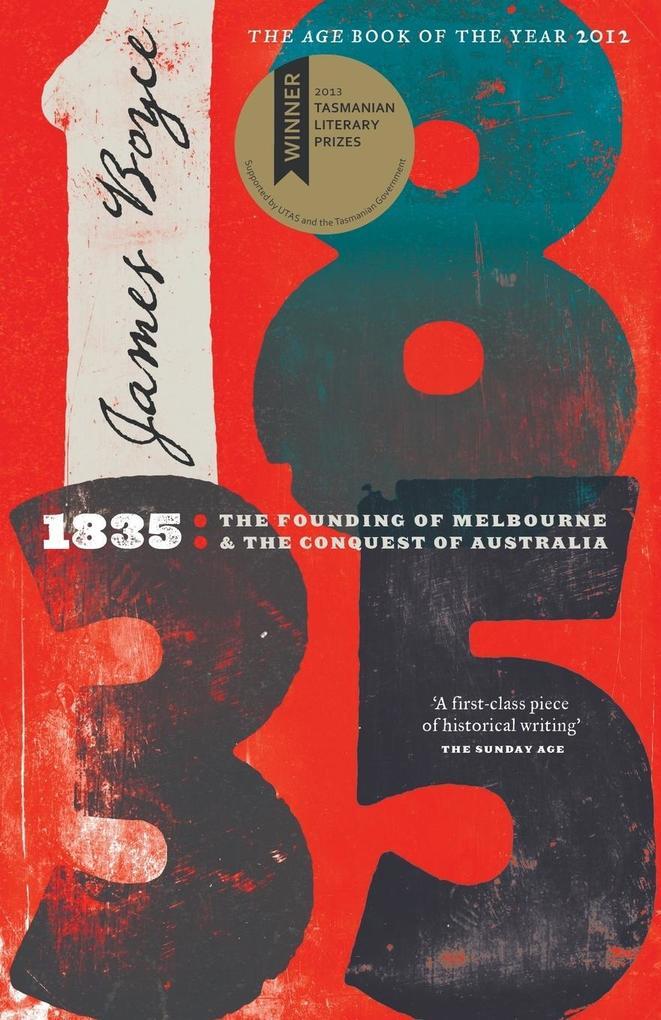 1835 als Taschenbuch von James Boyce