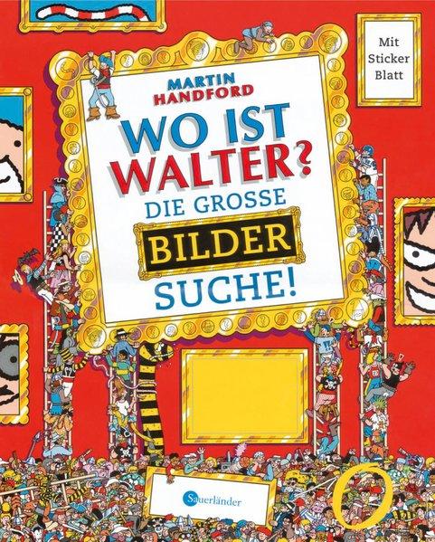 Wo ist Walter? als Buch von Martin Handford