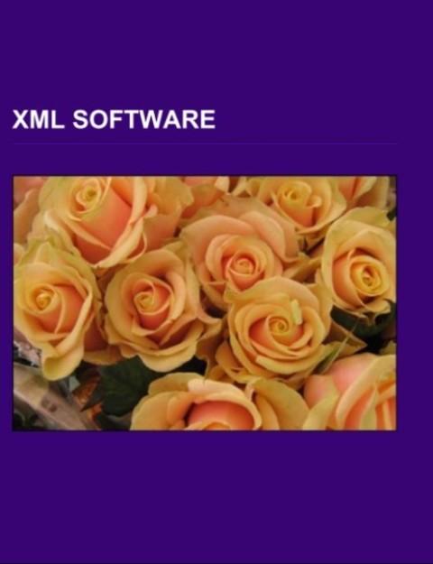 XML software als Taschenbuch von