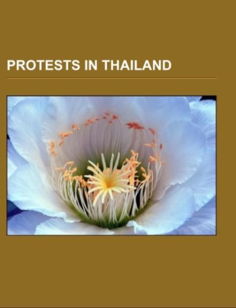Protests in Thailand als Taschenbuch von
