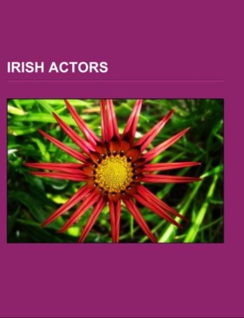 Irish actors als Taschenbuch von