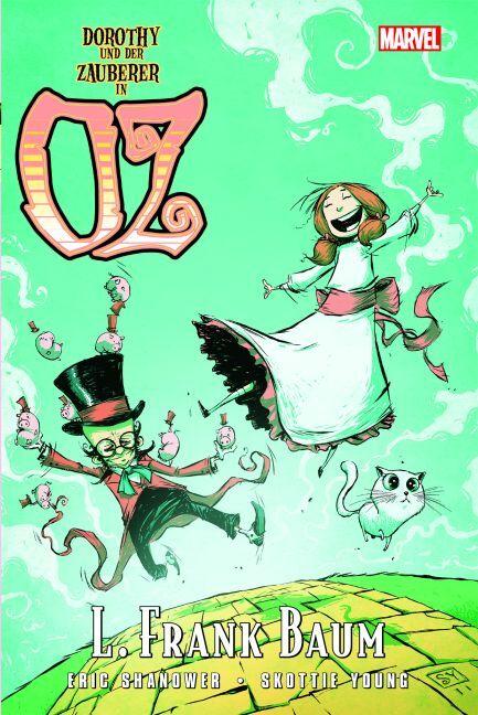 Dorothy und der Zauberer in Oz als Buch von L. Frank Baum, Eric Shanower, L. Frank Baum
