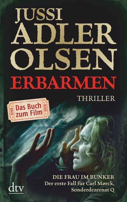 Erbarmen (Buch zum Film) als Taschenbuch von Jussi Adler-Olsen