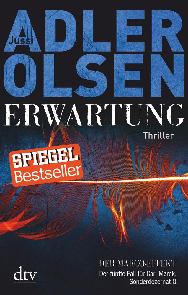 Erwartung als Buch von Jussi Adler-Olsen