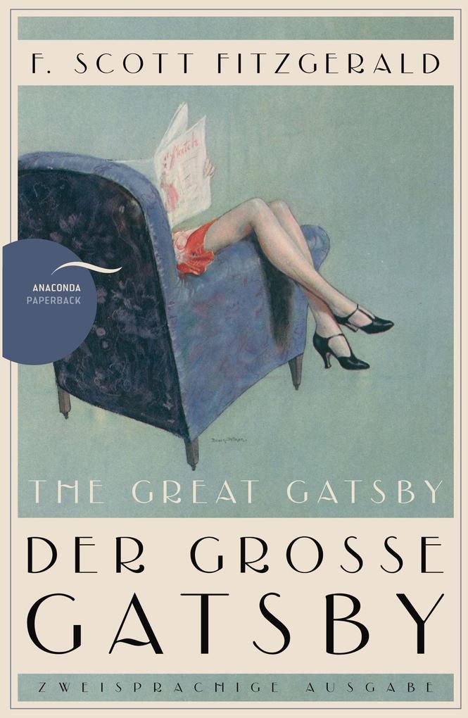 Der große Gatsby / The Great Gatsby als Buch von F. Scott Fitzgerald