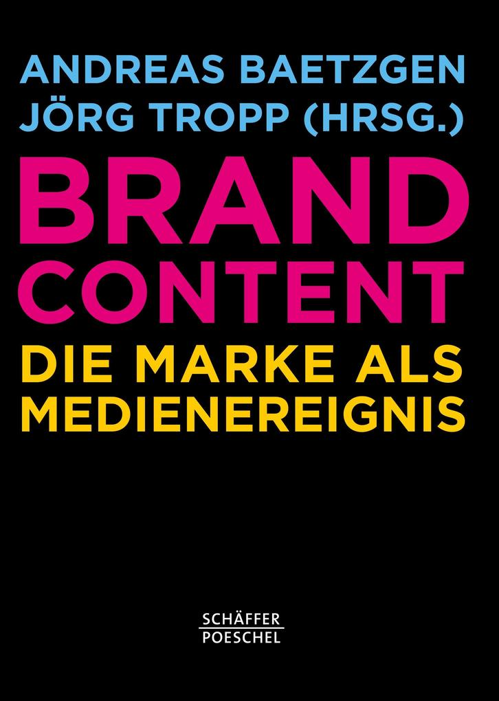 Brand Content als Buch von