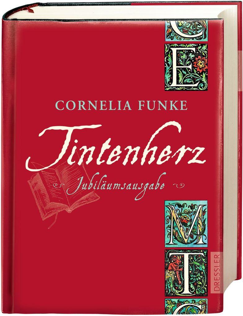Tintenherz (Jubiläumsausgabe) als Buch von Cornelia Funke