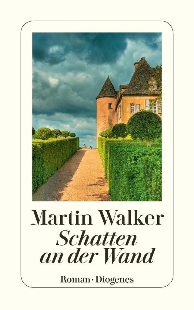 Schatten an der Wand als Taschenbuch von Martin Walker