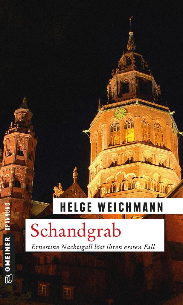 Schandgrab als Taschenbuch von Helge Weichmann