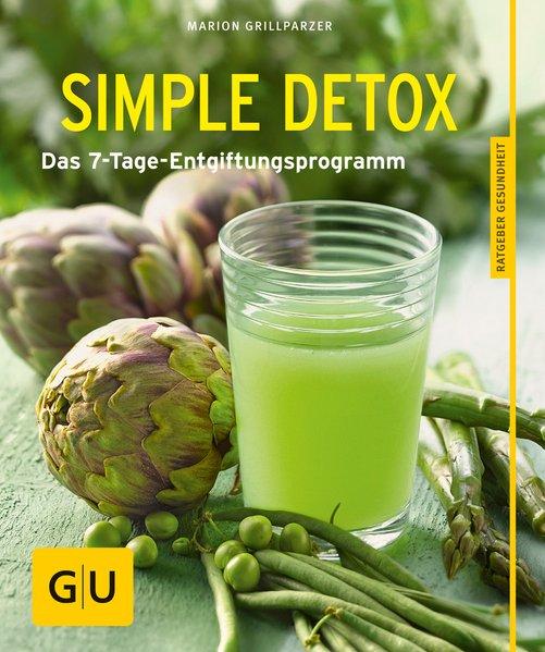 Simple Detox als Buch von Marion Grillparzer