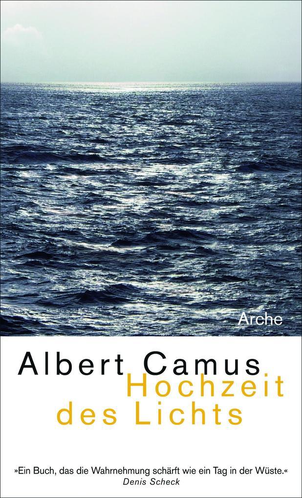 Hochzeit des Lichts Neu als Buch von Albert Camus