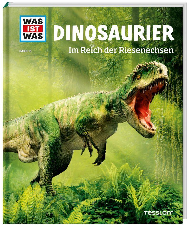 Dinosaurier. Im Reich der Riesenechsen als Buch von Manfred Baur