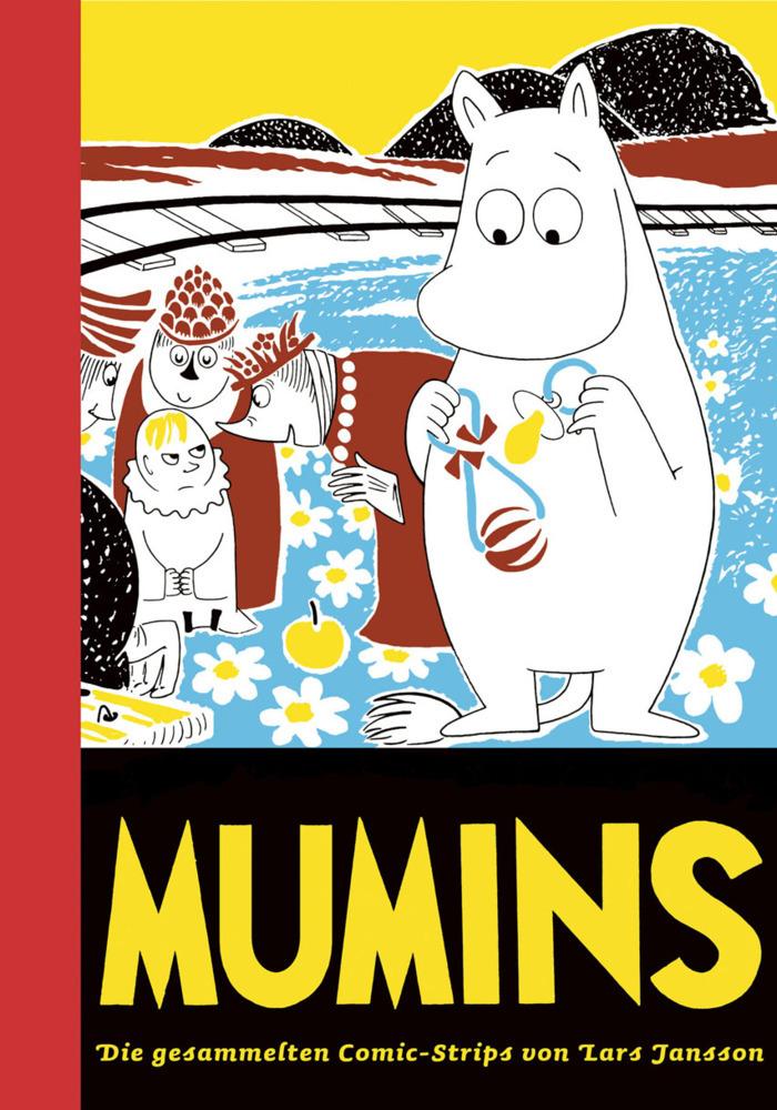 Mumins 6 als Buch von Lars Jansson