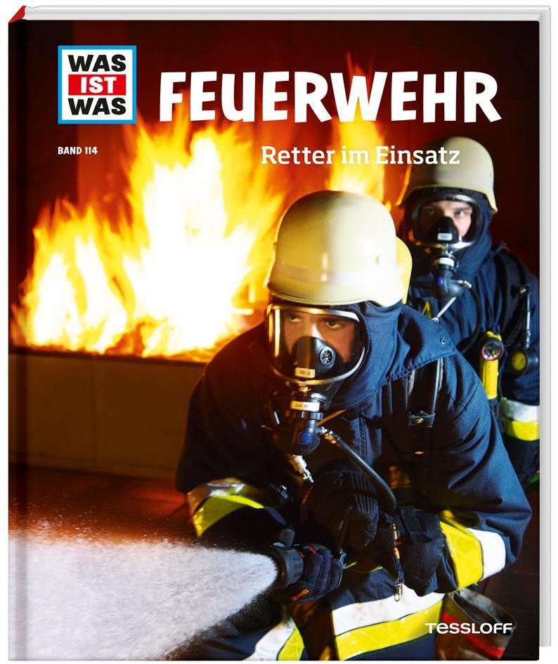 Feuerwehr. Retter im Einsatz als Buch von Karin Finan
