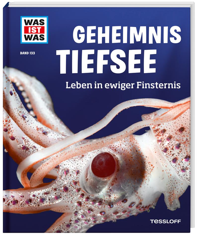 Geheimnis Tiefsee. Leben in ewiger Finsternis als Buch von Manfred Baur