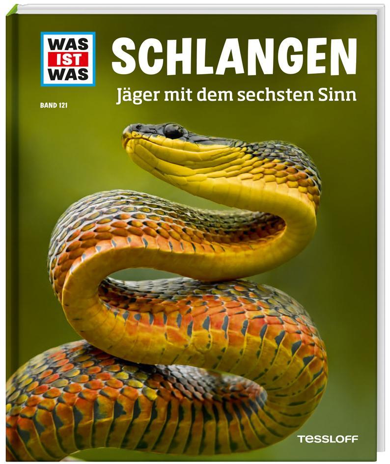 Schlangen. Jäger mit dem sechsten Sinn als Buch von Nicolai Schirawski