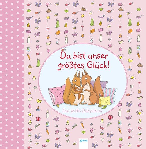 Du bist unser größtes Glück (rosa) als Buch von Linda Sturm
