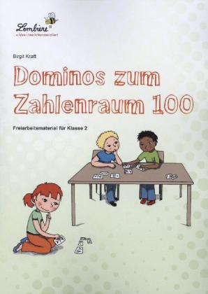 Dominos zum Zahlenraum 100 (PR) als Buch von Birgit Kraft