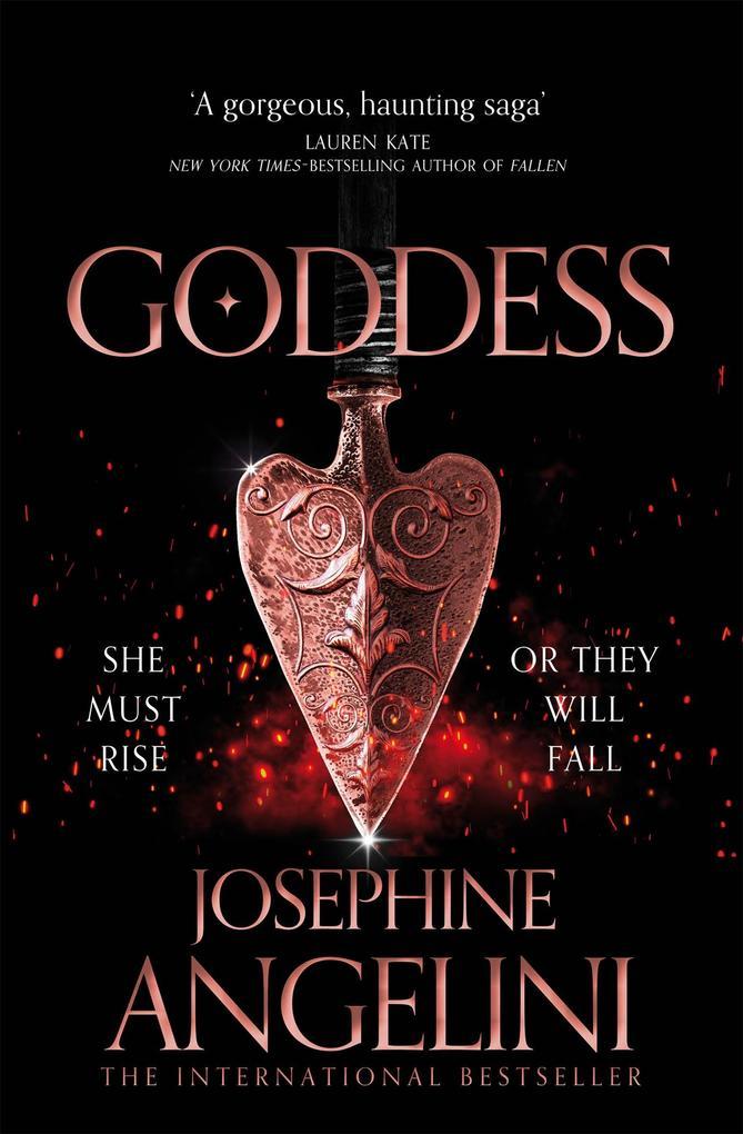 Goddess (Starcrossed 3) als eBook von Josephine Angelini