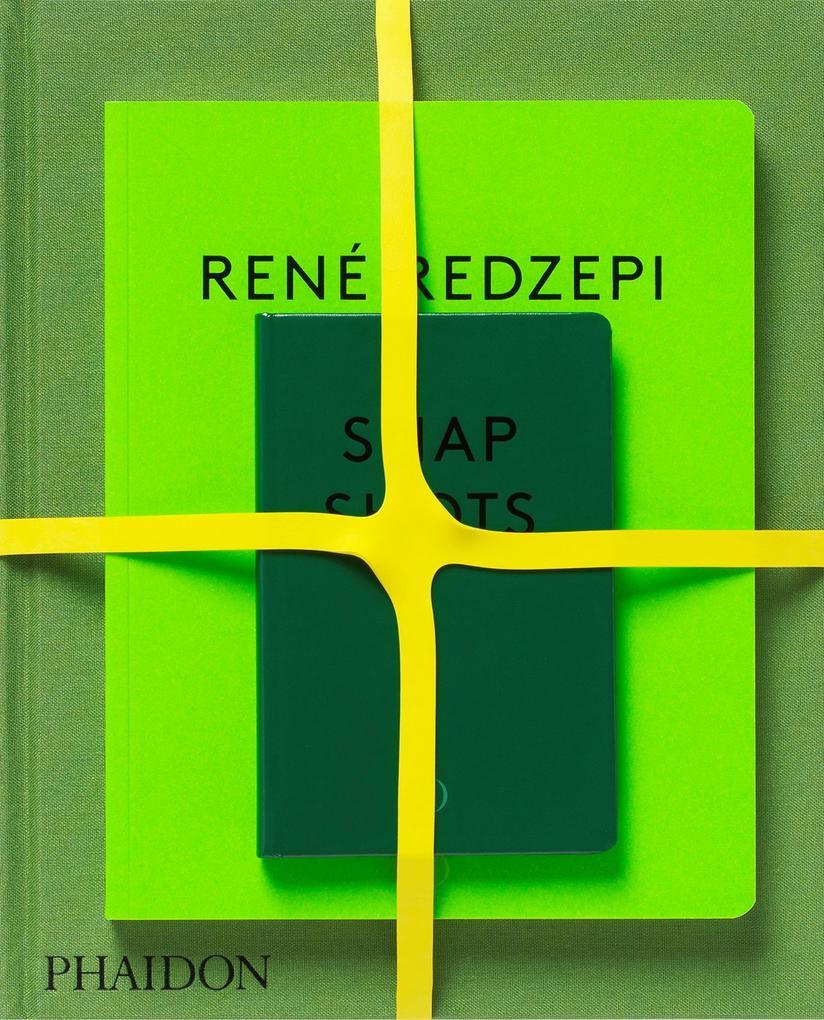René Redzepi: A Work in Progress als Buch von