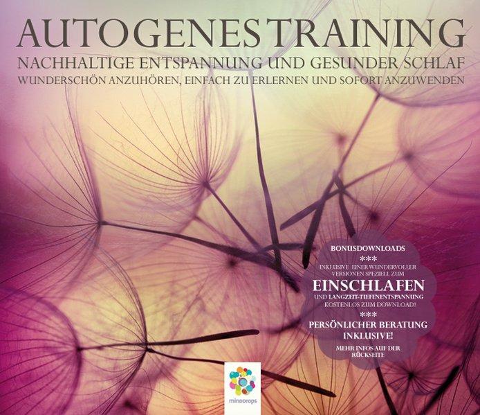 Autogenes Training als Hörbuch CD von