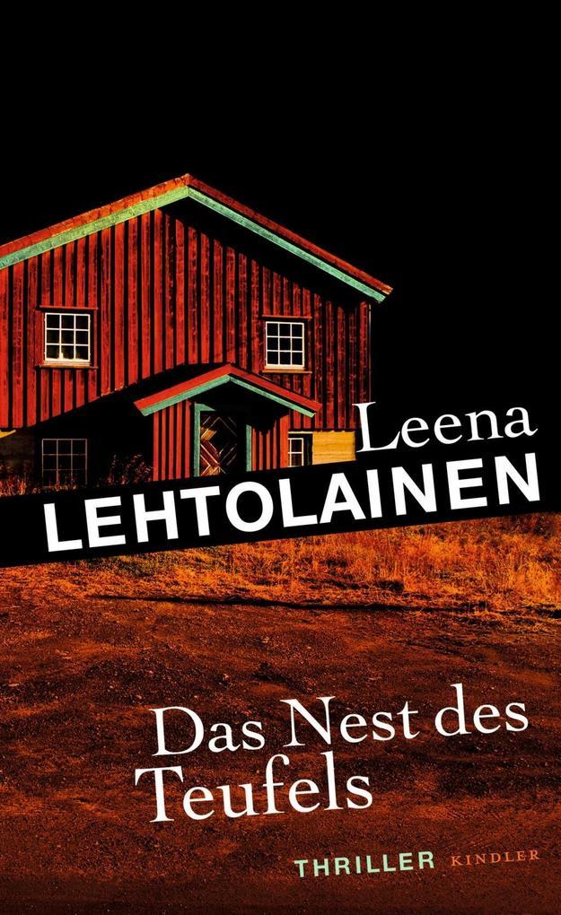 Das Nest des Teufels als Buch von Leena Lehtolainen