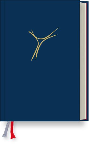Gotteslob Bistum Fulda - Standardausgabe Balacron dunkelblau als Buch von