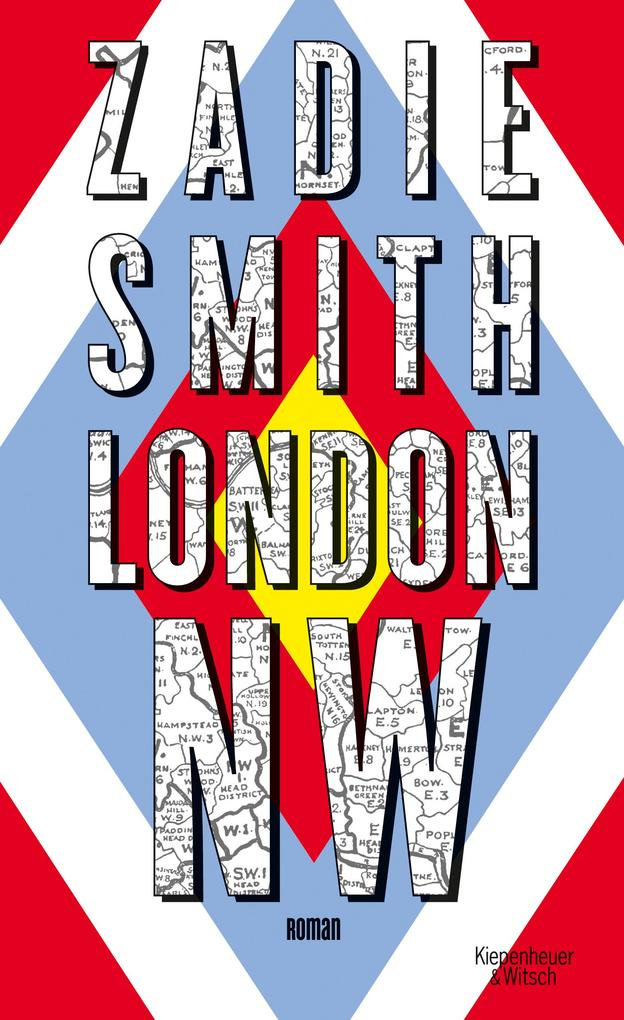 London NW als Buch von Zadie Smith