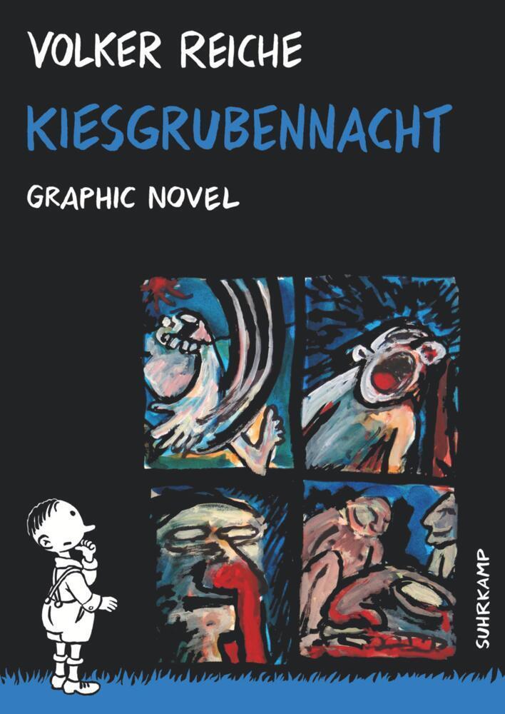 Kiesgrubennacht als Taschenbuch von Volker Reiche