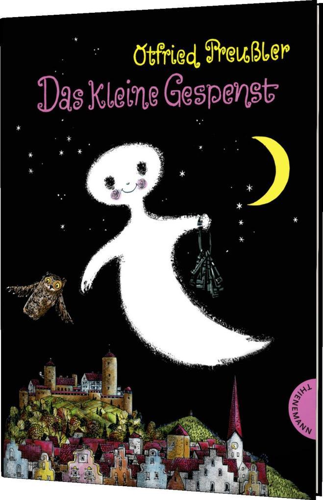 Das kleine Gespenst, kolorierte Ausgabe als Buch von Otfried Preußler, Mathias Weber