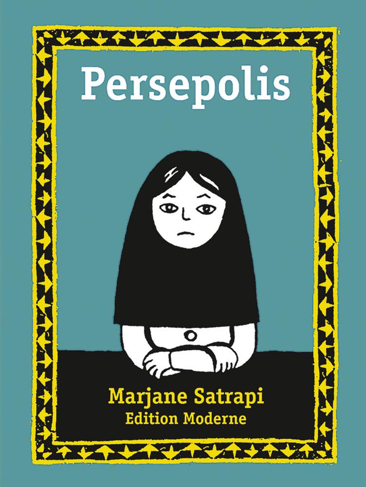 Persepolis Gesamtausgabe als Buch von Marjane Satrapi