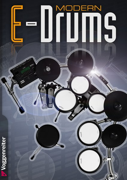 Modern E-Drum (CD) als Buch von Herbert Kraus