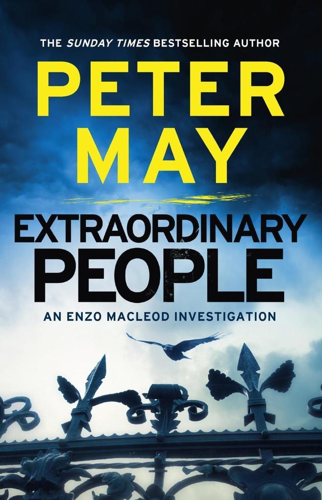 Extraordinary People als eBook von Peter May