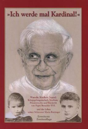 Ich werde mal Kardinal als Buch von Johann Nußbaum